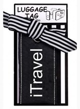 LUGGAGE TAG - iTRAVEL