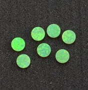 1pc Opal dots OP68 6 x 1.3mm