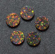 1pc Opal dots OP34 9x1.3mm