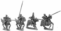 CC30 - Knights charging