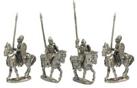 CC52 - Heavy cavalry, walking