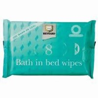 Wipes Bath in Bed  8 pk