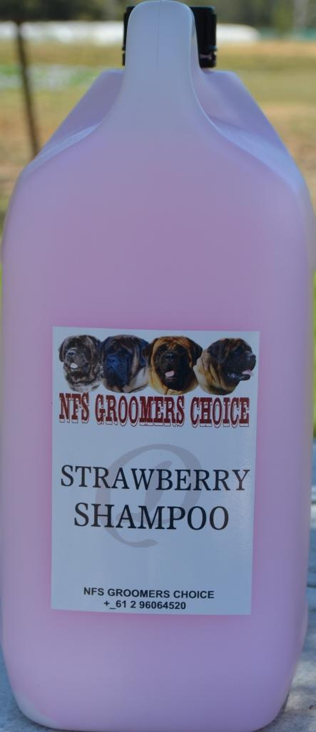 Nfs Groomers Choice Strawberry Shampoo 5 Litres The grooming skills training may be delivered to the student online, but the individual personal touch we provide each student is what makes paragon so special. nfs groomers choice strawberry shampoo 5 litres