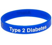 Mediband Wristband Diabetes Type 2
