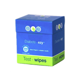 Diabete-Ezy Wipes Refill Packet 200PK