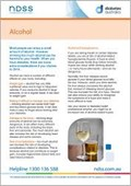 Alcohol and diabetes (NFS1601)