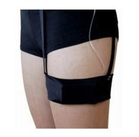 Diabete-Ezy Garter Band Black