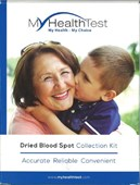 MyHealthTest HbA1c Test Kit