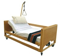 Bed - Full Electric Hi-Low - Euro Care Viscount