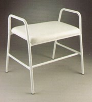 Shower Stool Extra Wide B1001WA