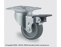 Castor 50mm swivel 2475PJO050P40