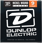 DUNLOP NICKEL WOUND ELECTRIC STRINGS 09-46