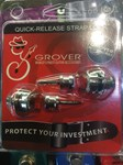 GROVER STRAPLOCKS CHROME