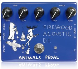 Animals Pedal Firewood Acoustic DI