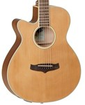 TANGLEWOOD TW9 LEFT HAND A/E CUTAWAY