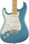 FENDER STD STRAT LEFT HAND MN LAKE PLACID BLUE