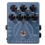Darkglass Alpha Omega Bass Drive/DI