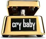 Dunlop 50th Ann. Gold Cry Baby Wah - GCB95G