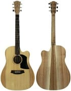 COLE CLARK FAT LADY 1 EL/AC CUTAWAY BUNYA/MAPLE