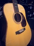 MARTIN & CO CUSTOM SHOP D-45 ACOUSTIC *Sold*