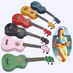 MAHALO SOPRANO UKULELE Now with Aquila Strings!