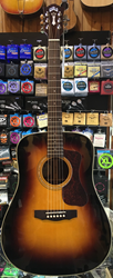 Guild D-140 Sunburst Dreadnought