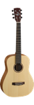 CORT EARTH MINI DREADNOUGHT TRAVEL ACOUSTIC