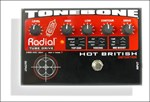 RADIAL TONEBONE HOT BRITISH DISTORTION