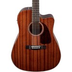 Fender CD-140SCE Acoustic Electric Mahogany