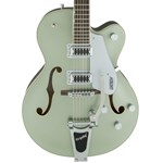 GRETSCH G5420T SINGLE-CUT BIGSBY ASPEN GREEN
