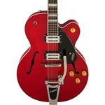 GRETSCH G2420T WITH BIGSBY - Flagstaff Red