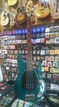 Ernie Ball Musicman Fretless Stingray 4 Emerald Green