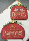 PARTRIDGE AND DOVES - 12 Days - Hands on Design