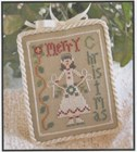 THE MERRY SKATER - Little House Needleworks
