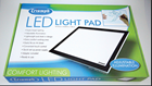 TRIUMPH A4 LED LIGHT PAD