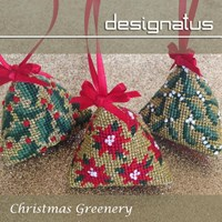 CHRISTMAS GREENERY - Designatus Designs