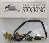 CHARM PACK for JEFFREY Stocking - Shepherds Bush