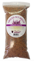 GROUND NUT SHELLS - Lavender Scented 340g