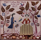 MARY COTTON - by Kathy Barrick