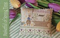 BASKETFUL OF SPRINGTIME - With Thy Needle and Thread
