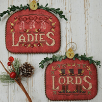 LADIES AND LORDS - 12 Days - Hands on Design