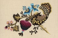 CHINTZ CREWEL WORK KIT - Nicola Jarvis Studio
