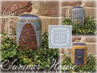 HIVE - from Summer House Stitche Workes