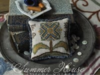 Fragments in Time No 3 -  from Summer House Stitche Workes