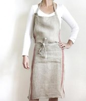 RUSTIC FRENCH COUNTRY APRON