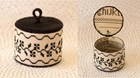SAMPLER TRINKET BOX KIT - Cherished Stitchers