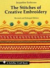 The stitches of Creative Embroidery - Jacqueline Enthoven