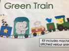 WINDFLOWER - Green Train Kit