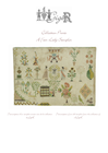 A FAIR LADY SAMPLER - Gigi R Designs,  Private Collection