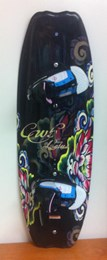 CWB Lotus Ladies Wakeboard with Bliss Botts